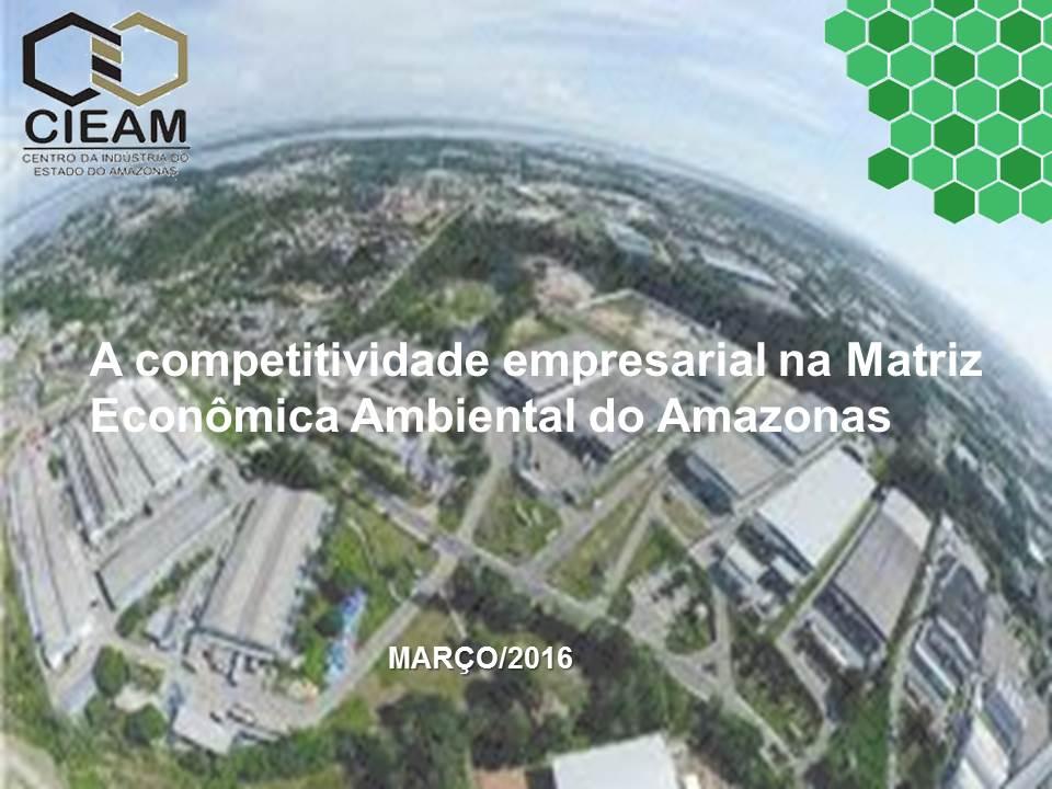 Competitividade Empresarial - CIEAM